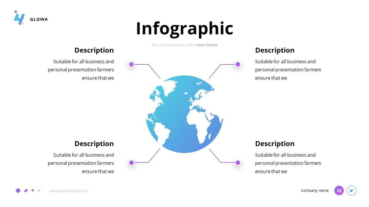 Glowa - Technology Powerpoint Template, Slide 26, 06254, Business Models — PoweredTemplate.com