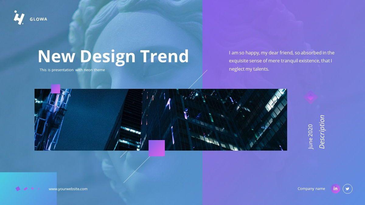 Glowa - Technology Powerpoint Template, Slide 5, 06254, Business Models — PoweredTemplate.com