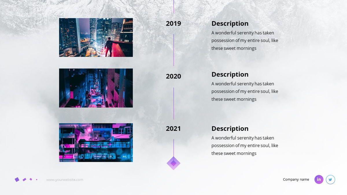 Glowa - Technology Powerpoint Template, Slide 9, 06254, Business Models — PoweredTemplate.com