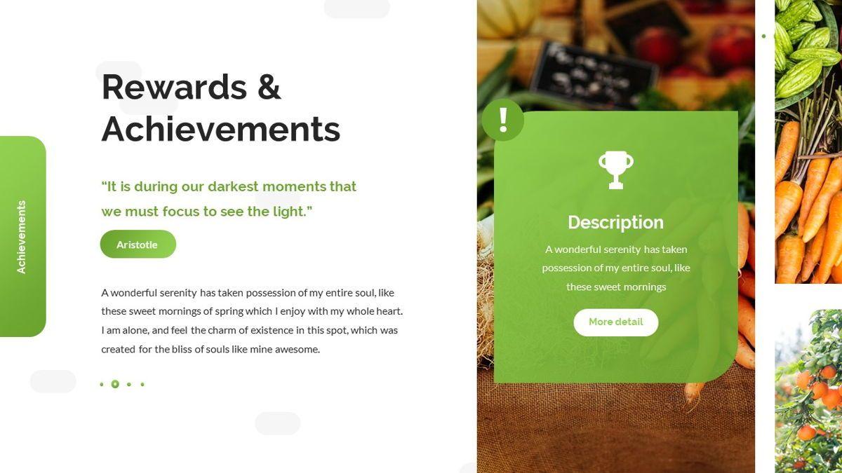 Tirisia - Agriculture Powerpoint Template, Slide 13, 06255, Business Models — PoweredTemplate.com