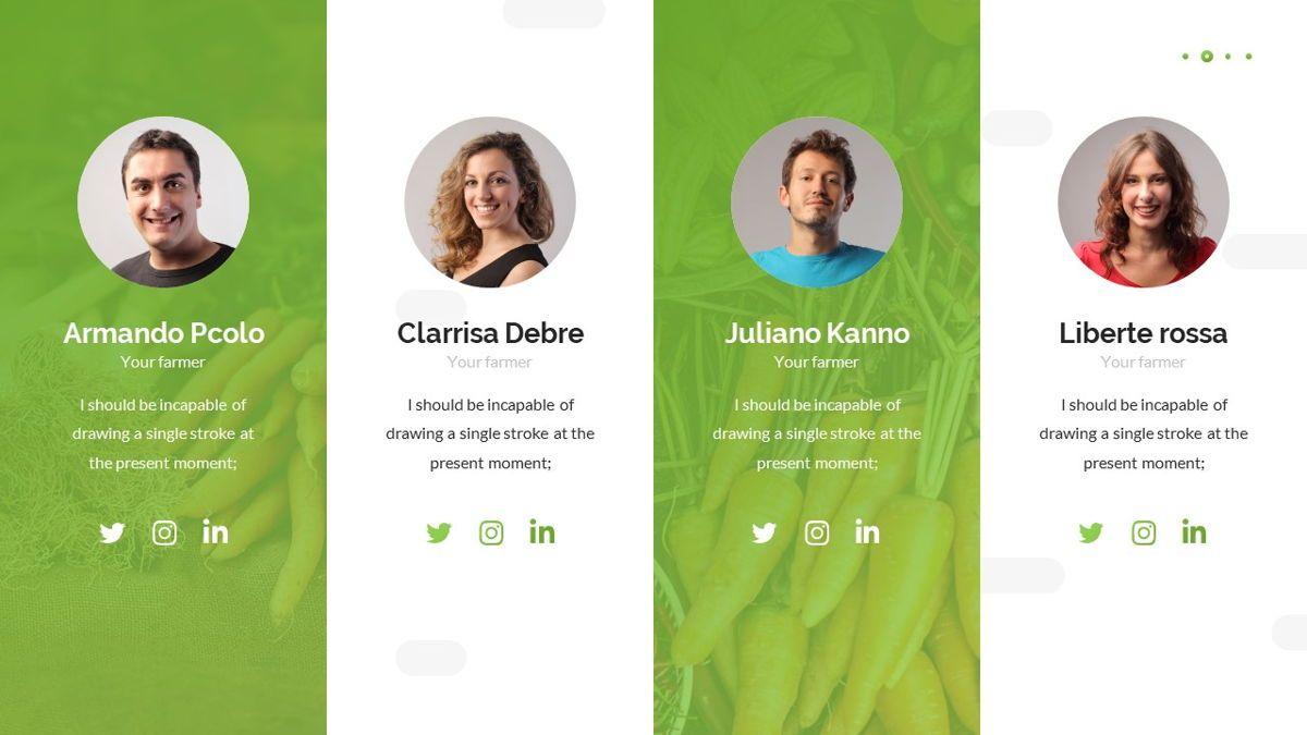 Tirisia - Agriculture Powerpoint Template, Slide 15, 06255, Business Models — PoweredTemplate.com