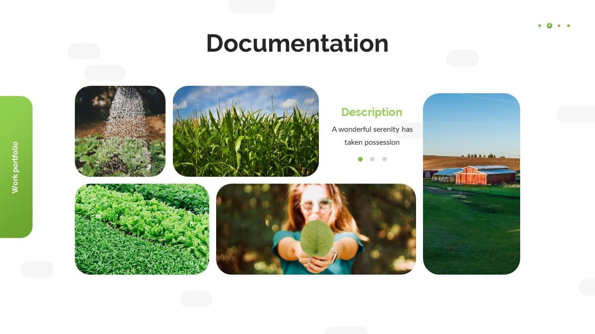 Tirisia - Agriculture Powerpoint Template, Slide 18, 06255, Business Models — PoweredTemplate.com