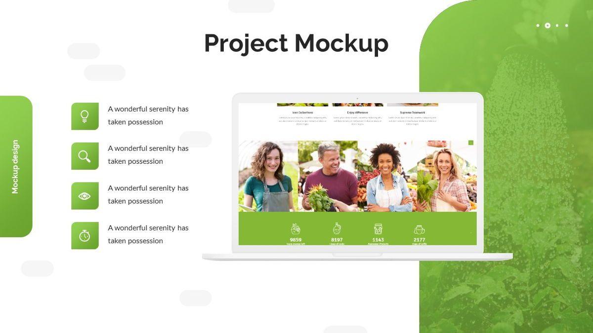 Tirisia - Agriculture Powerpoint Template, Slide 19, 06255, Business Models — PoweredTemplate.com