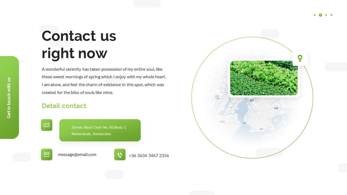 Tirisia - Agriculture Powerpoint Template, Slide 30, 06255, Business Models — PoweredTemplate.com