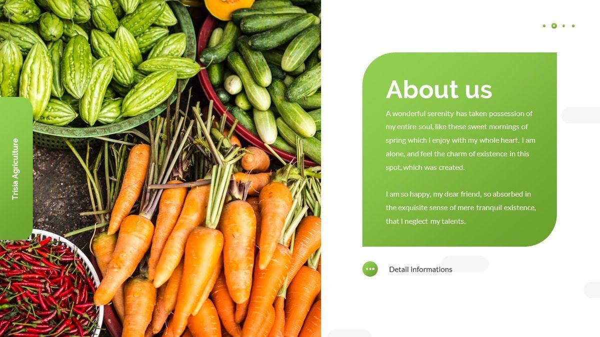 Tirisia - Agriculture Powerpoint Template, Slide 6, 06255, Business Models — PoweredTemplate.com