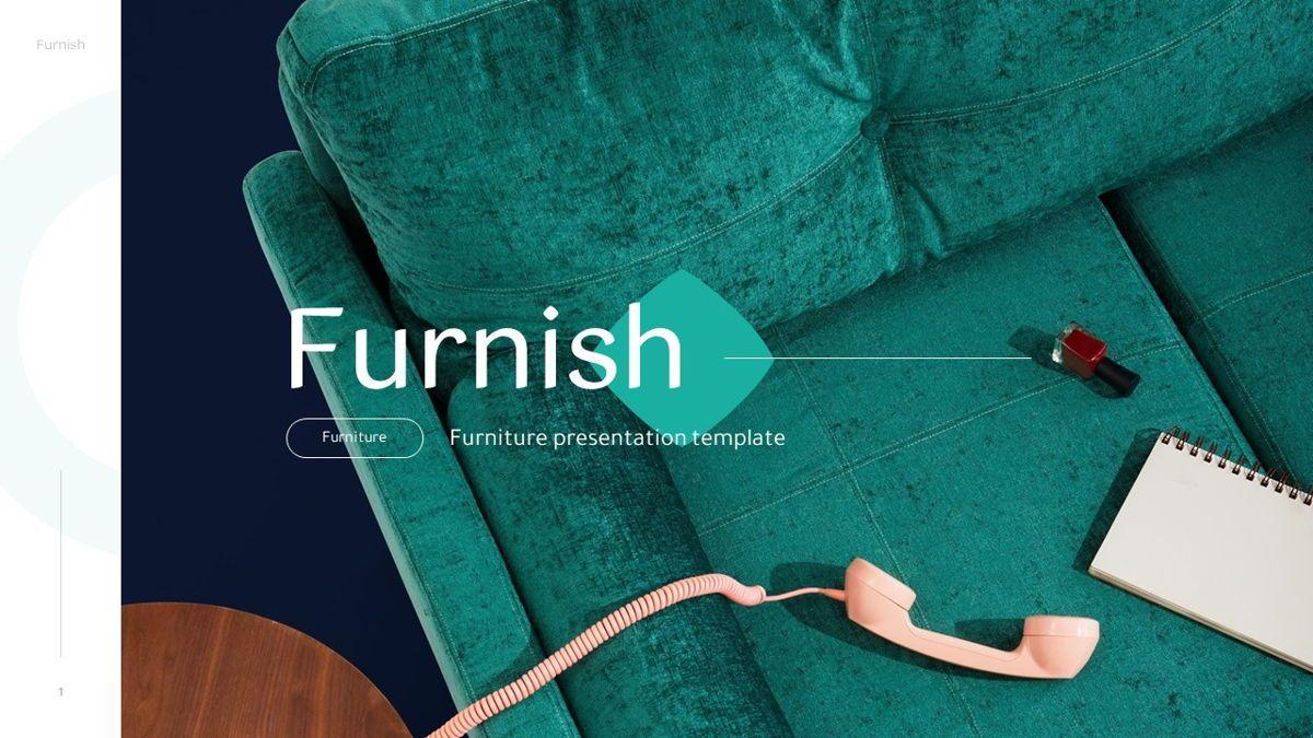 Furnish - Furniture Powerpoint Template, Slide 2, 06256, Business Models — PoweredTemplate.com