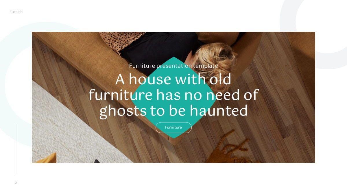 Furnish - Furniture Powerpoint Template, Slide 3, 06256, Business Models — PoweredTemplate.com