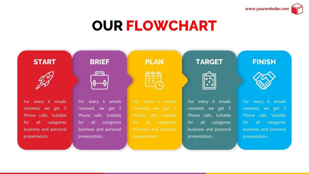 Pandora - Colorful Powerpoint Template, Folie 22, 06263, Datengetriebene Diagramme und Charts — PoweredTemplate.com
