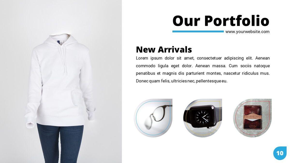 Shoppy - Ecommerce Powerpoint Template, Slide 11, 06264, Business Models — PoweredTemplate.com
