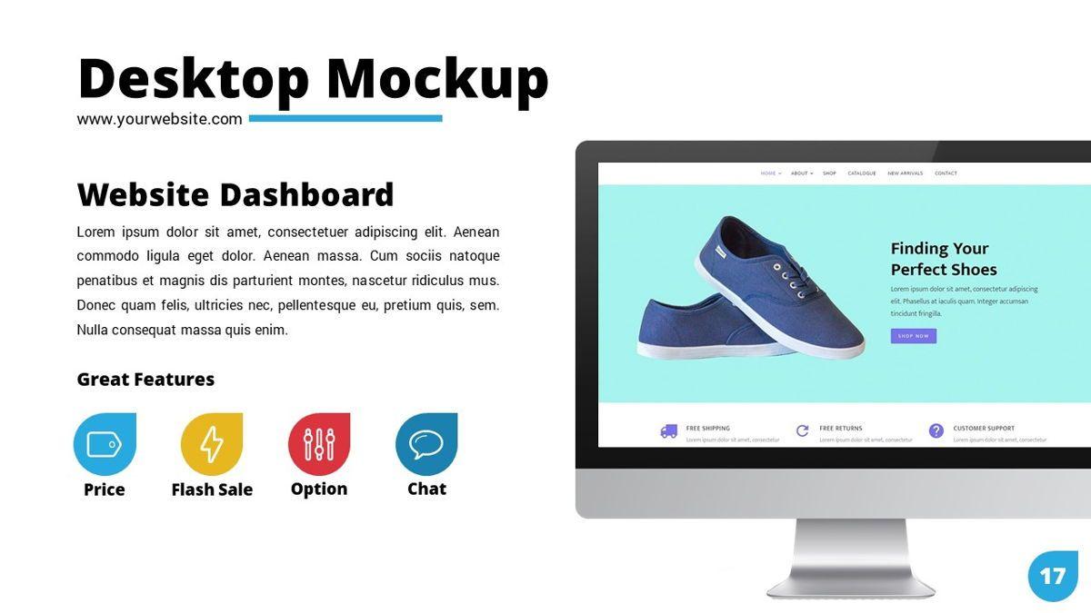 Shoppy - Ecommerce Powerpoint Template, Slide 18, 06264, Business Models — PoweredTemplate.com