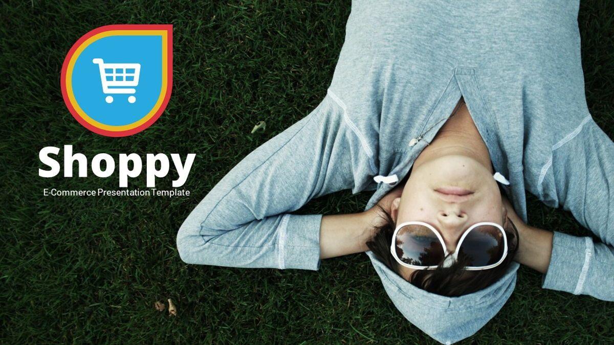 Shoppy - Ecommerce Powerpoint Template, Slide 2, 06264, Business Models — PoweredTemplate.com