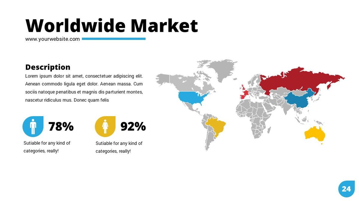 Shoppy - Ecommerce Powerpoint Template, Slide 25, 06264, Business Models — PoweredTemplate.com