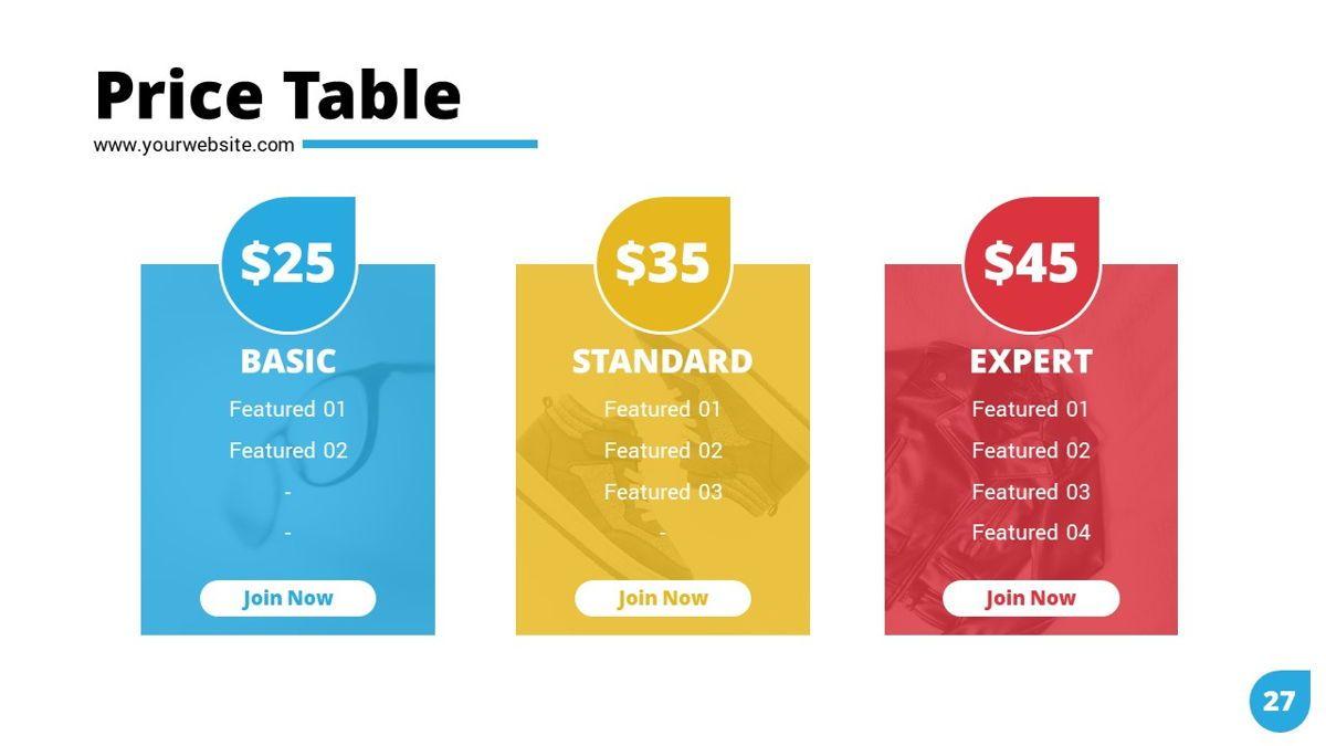 Shoppy - Ecommerce Powerpoint Template, Slide 28, 06264, Business Models — PoweredTemplate.com