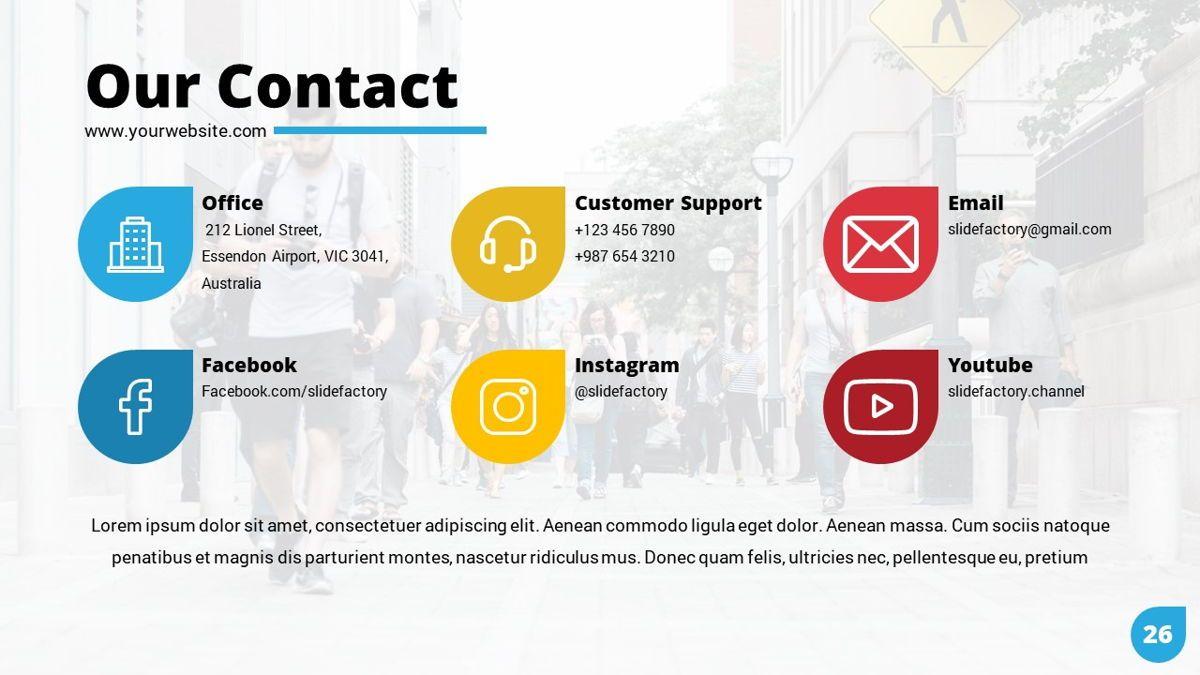 Shoppy - Ecommerce Powerpoint Template, Slide 30, 06264, Business Models — PoweredTemplate.com