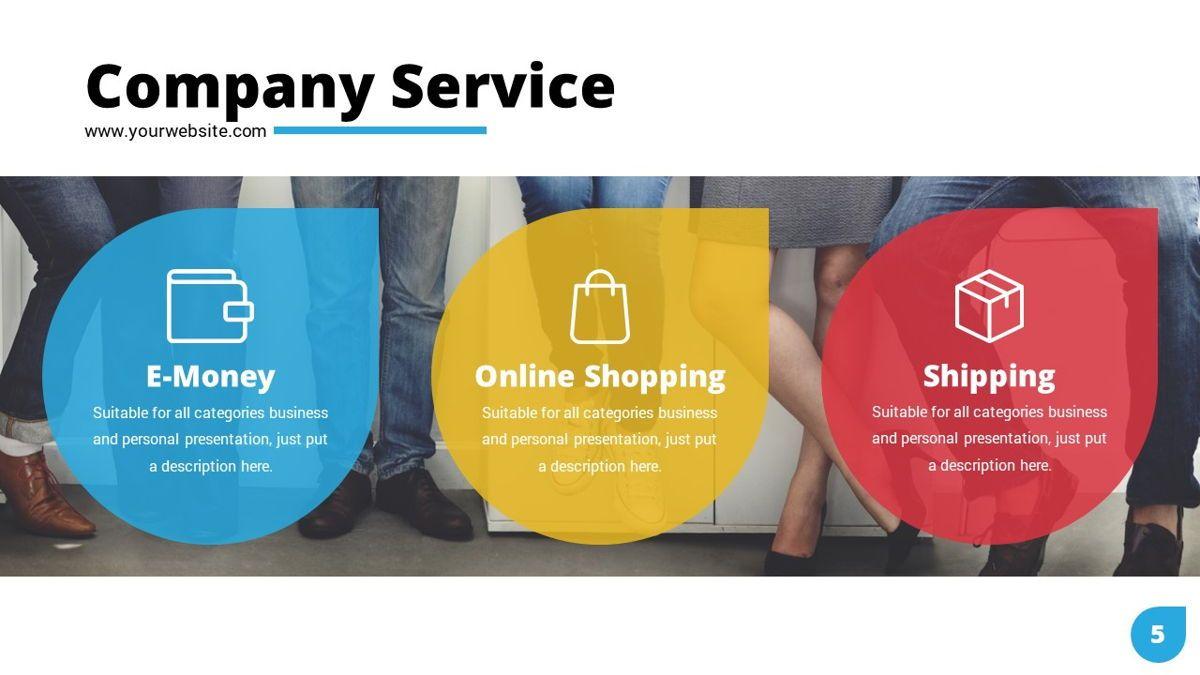 Shoppy - Ecommerce Powerpoint Template, Slide 6, 06264, Business Models — PoweredTemplate.com