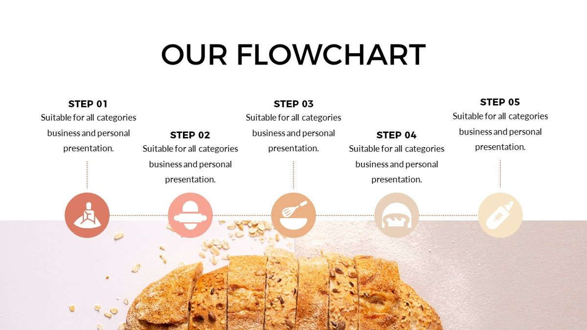 Foodlish - Food Powerpoint Template, Slide 20, 06268, Data Driven Diagrams and Charts — PoweredTemplate.com