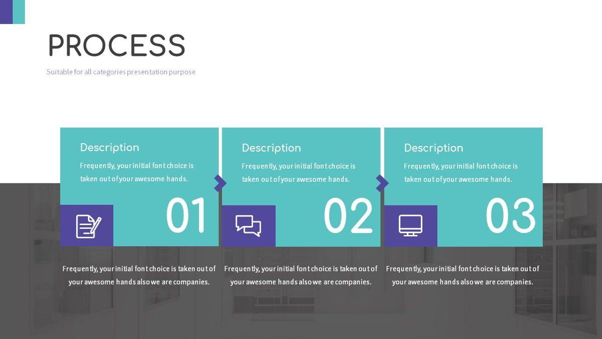 Kotak - Geometrics Powerpoint Template, Slide 24, 06270, Business Models — PoweredTemplate.com