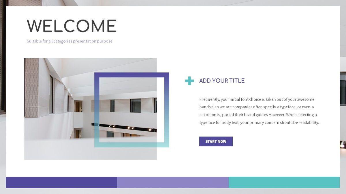 Kotak - Geometrics Powerpoint Template, Slide 3, 06270, Business Models — PoweredTemplate.com