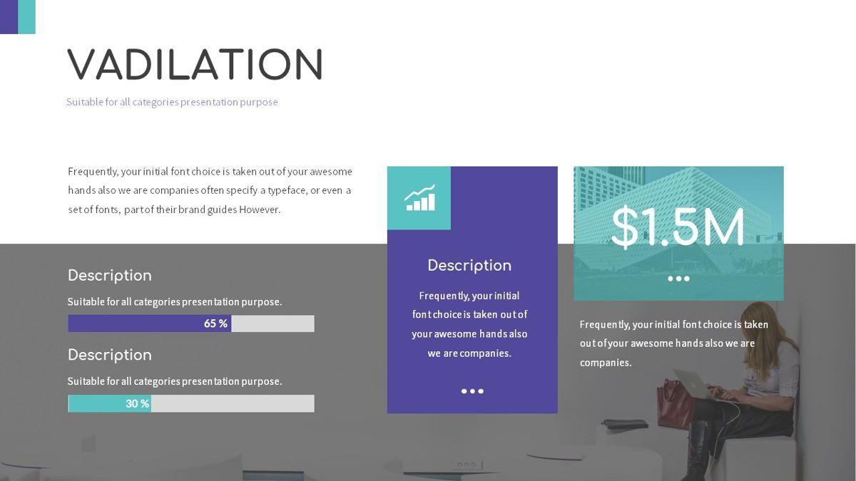 Kotak - Geometrics Powerpoint Template, Slide 6, 06270, Business Models — PoweredTemplate.com