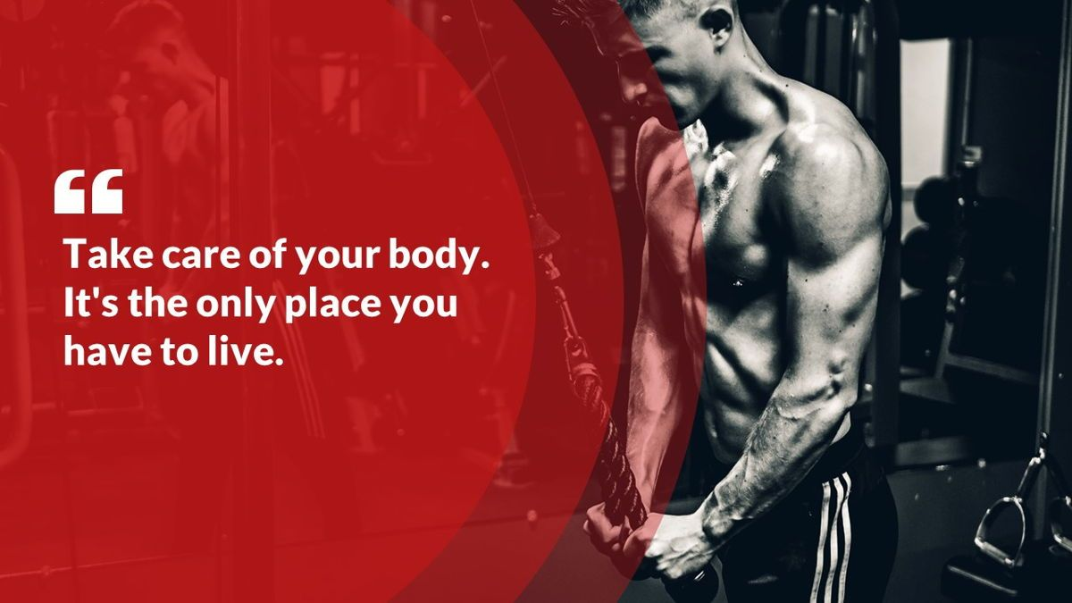 Gymworld - Fitness Powerpoint Template, Slide 20, 06275, Data Driven Diagrams and Charts — PoweredTemplate.com