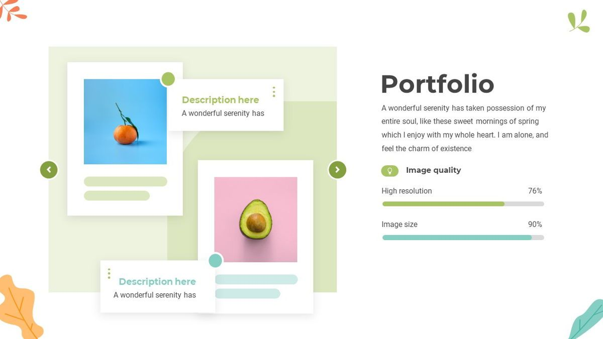Portoda - Art Powerpoint Template, Folie 20, 06279, Business Modelle — PoweredTemplate.com