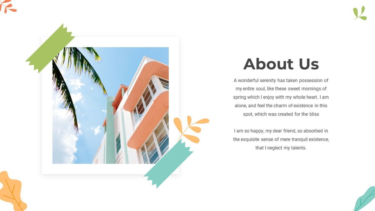 Portoda - Art Powerpoint Template, Slide 6, 06279, Business Models — PoweredTemplate.com