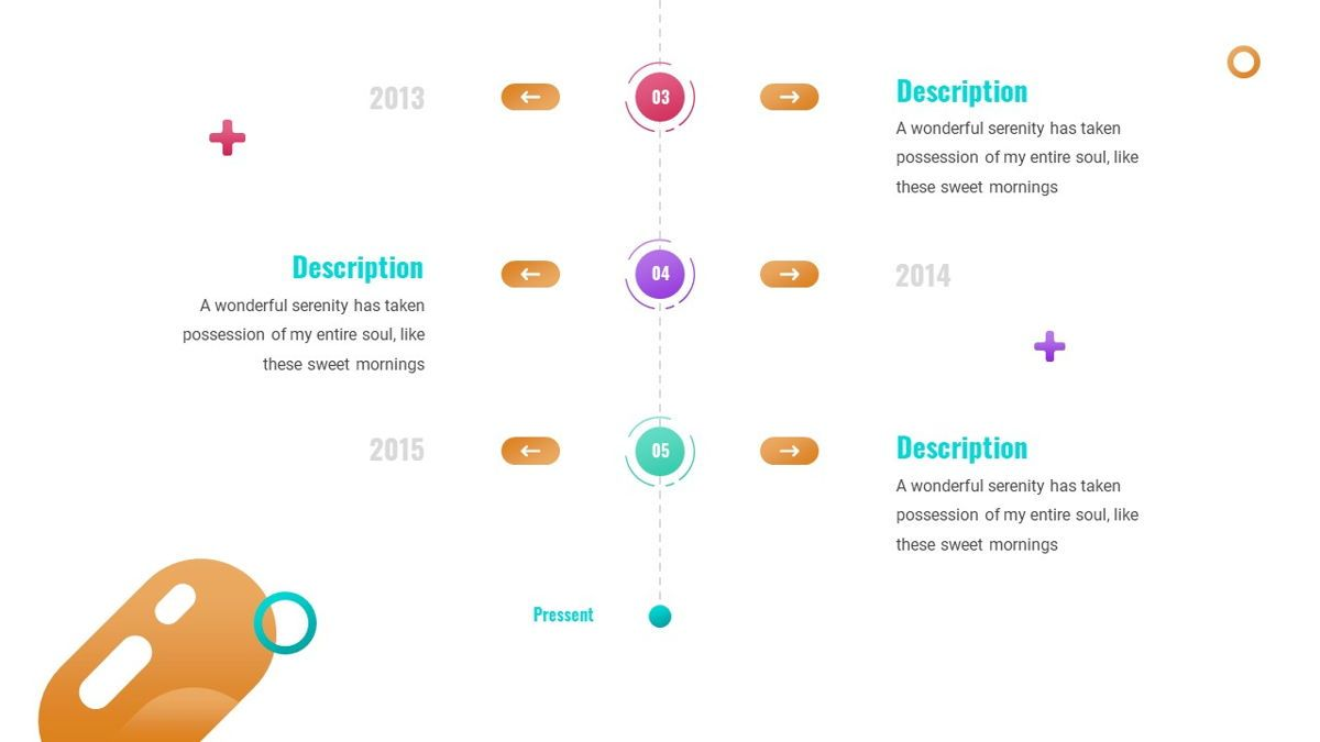 Capsula - Medicine Powerpoint Template, Slide 10, 06281, Data Driven Diagrams and Charts — PoweredTemplate.com