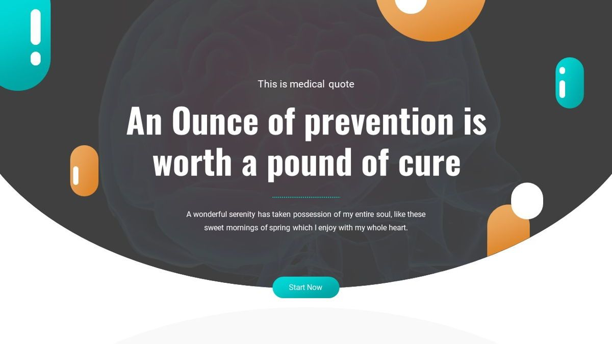 Capsula - Medicine Powerpoint Template, Slide 5, 06281, Data Driven Diagrams and Charts — PoweredTemplate.com