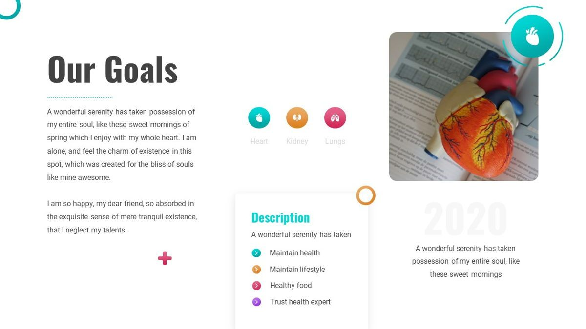 Capsula - Medicine Powerpoint Template, Slide 8, 06281, Data Driven Diagrams and Charts — PoweredTemplate.com