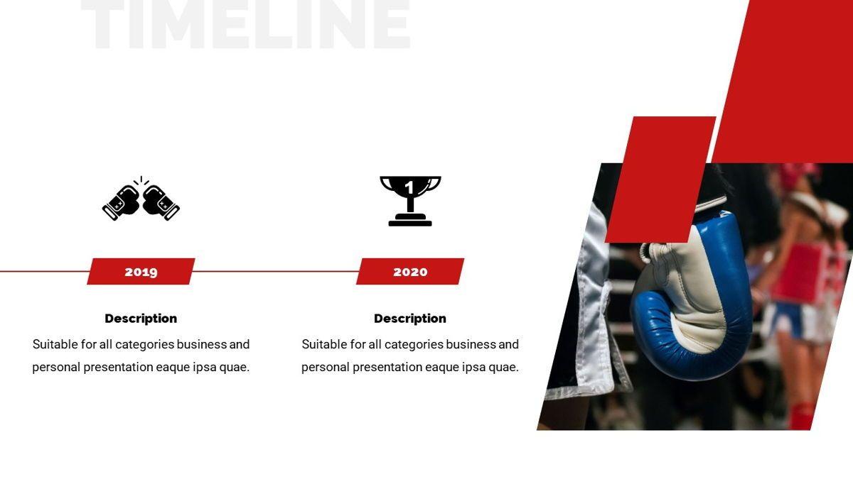 Budo - Martial Arts Powerpoint Template, Slide 10, 06283, Business Models — PoweredTemplate.com