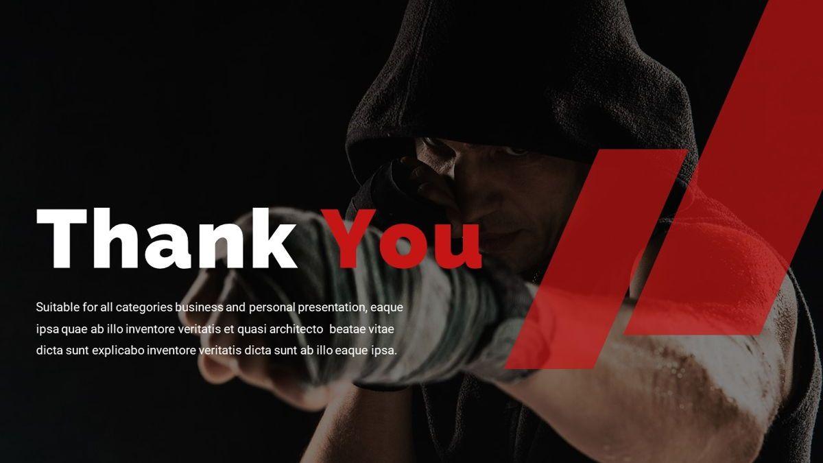 Budo - Martial Arts Powerpoint Template, Slide 31, 06283, Business Models — PoweredTemplate.com