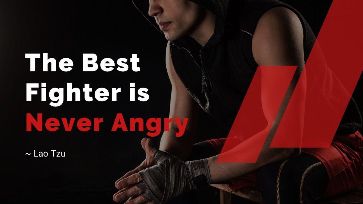 Budo - Martial Arts Powerpoint Template, Slide 5, 06283, Business Models — PoweredTemplate.com