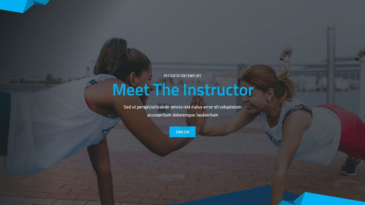 Fitrus - Sporty Powerpoint Template, Slide 10, 06285, Data Driven Diagrams and Charts — PoweredTemplate.com