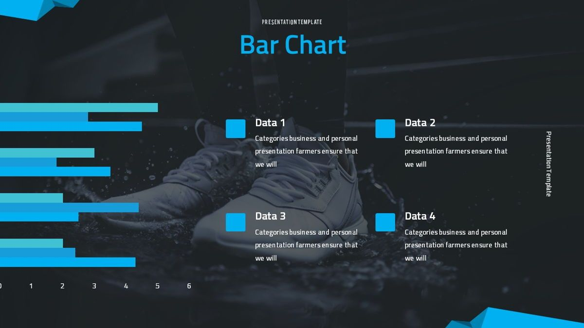 Fitrus - Sporty Powerpoint Template, Slide 23, 06285, Data Driven Diagrams and Charts — PoweredTemplate.com