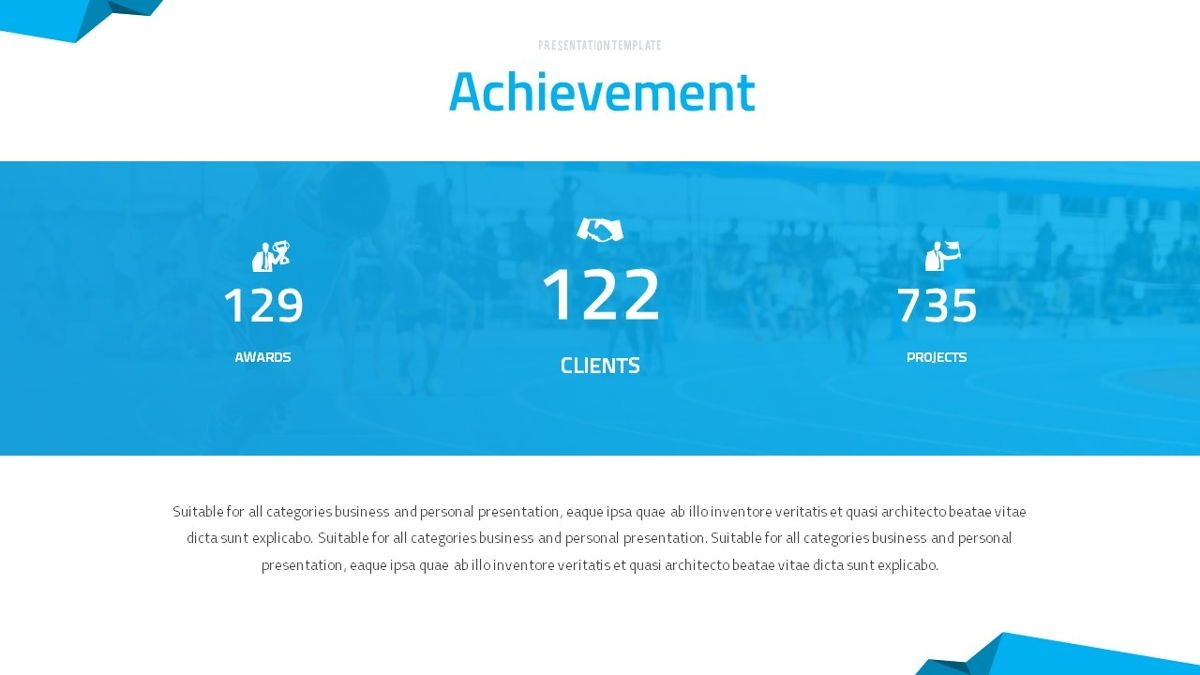 Fitrus - Sporty Powerpoint Template, Slide 29, 06285, Data Driven Diagrams and Charts — PoweredTemplate.com