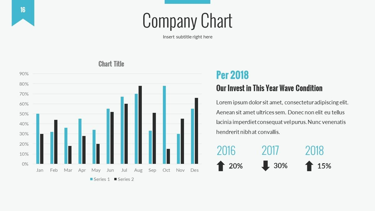 Tenebris - Corporate Powerpoint Template, Slide 17, 06287, Business Models — PoweredTemplate.com