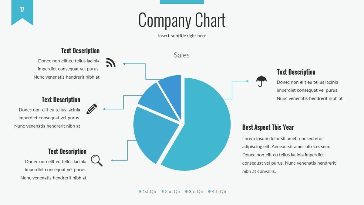 Tenebris - Corporate Powerpoint Template, Slide 18, 06287, Business Models — PoweredTemplate.com
