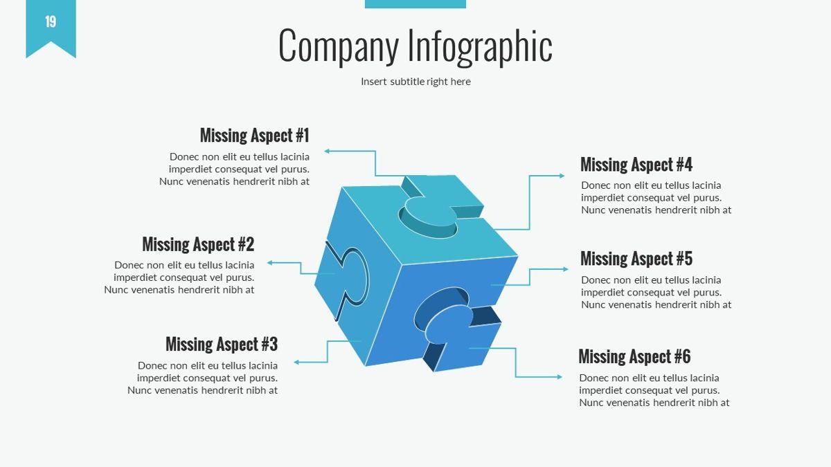 Tenebris - Corporate Powerpoint Template, Slide 20, 06287, Business Models — PoweredTemplate.com