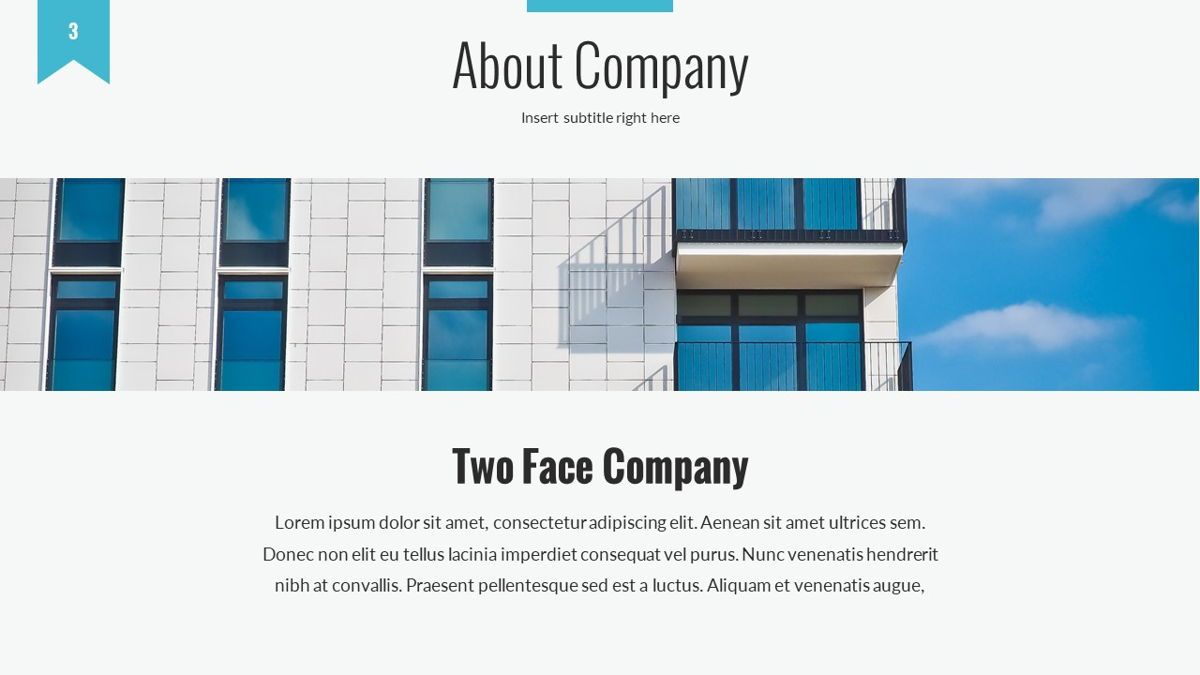 Tenebris - Corporate Powerpoint Template, Slide 4, 06287, Business Models — PoweredTemplate.com