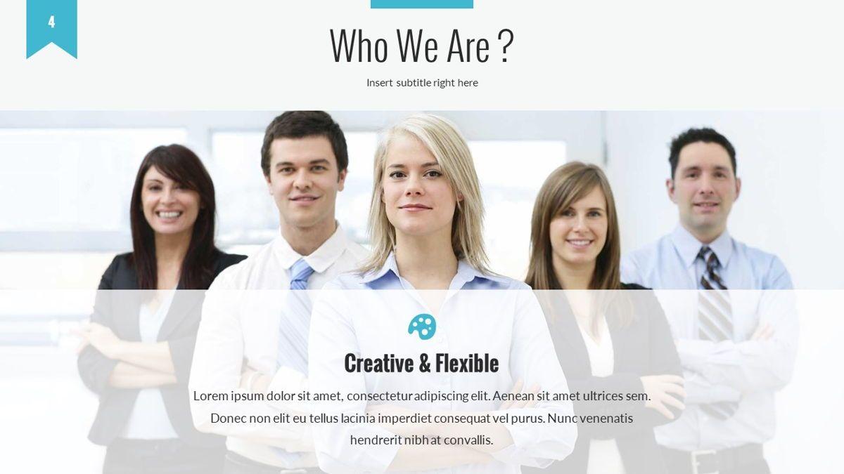 Tenebris - Corporate Powerpoint Template, Slide 5, 06287, Business Models — PoweredTemplate.com