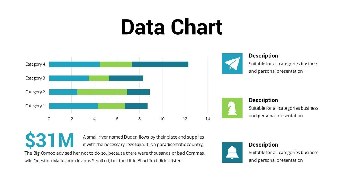 Drive - Transportation Powerpoint Template, Slide 23, 06288, Data Driven Diagrams and Charts — PoweredTemplate.com