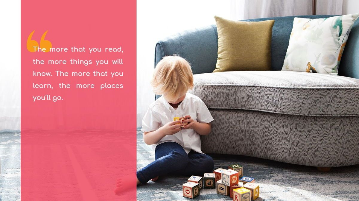 Childhood - Playful Powerpoint Template, Slide 19, 06289, Data Driven Diagrams and Charts — PoweredTemplate.com