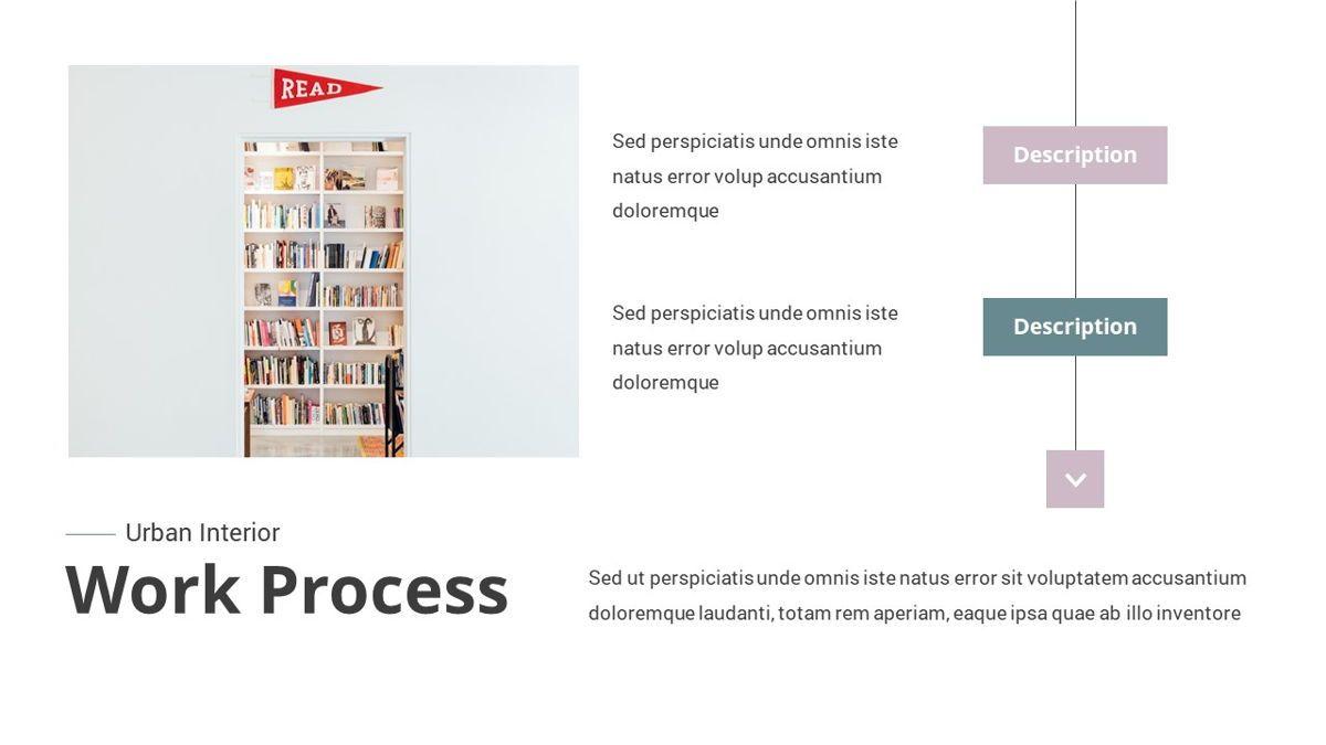 Urban - Interior Powerpoint Template, Slide 11, 06290, Business Models — PoweredTemplate.com