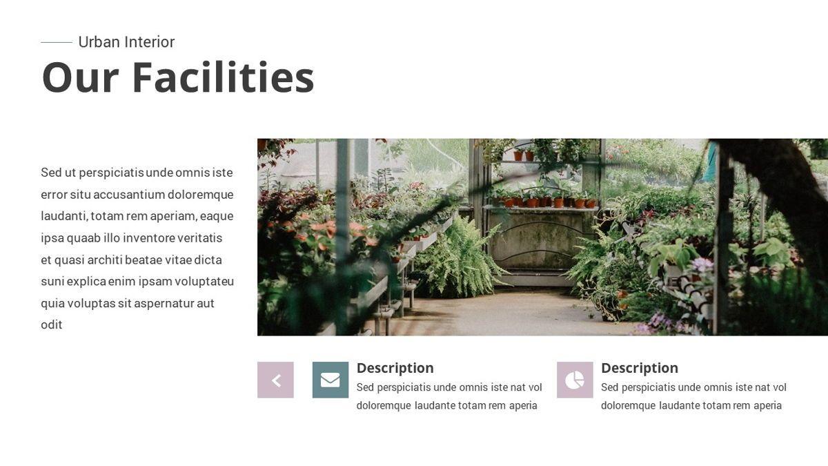 Urban - Interior Powerpoint Template, Slide 13, 06290, Business Models — PoweredTemplate.com
