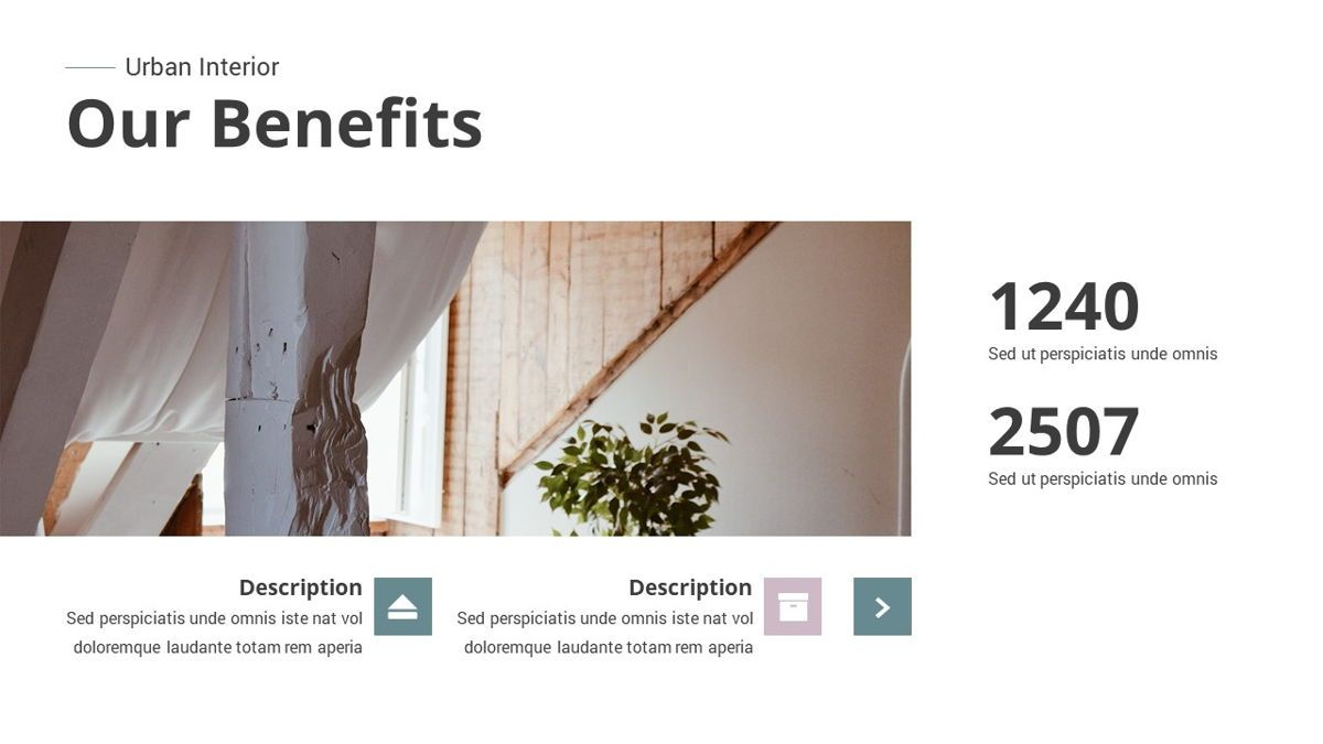 Urban - Interior Powerpoint Template, Slide 14, 06290, Business Models — PoweredTemplate.com