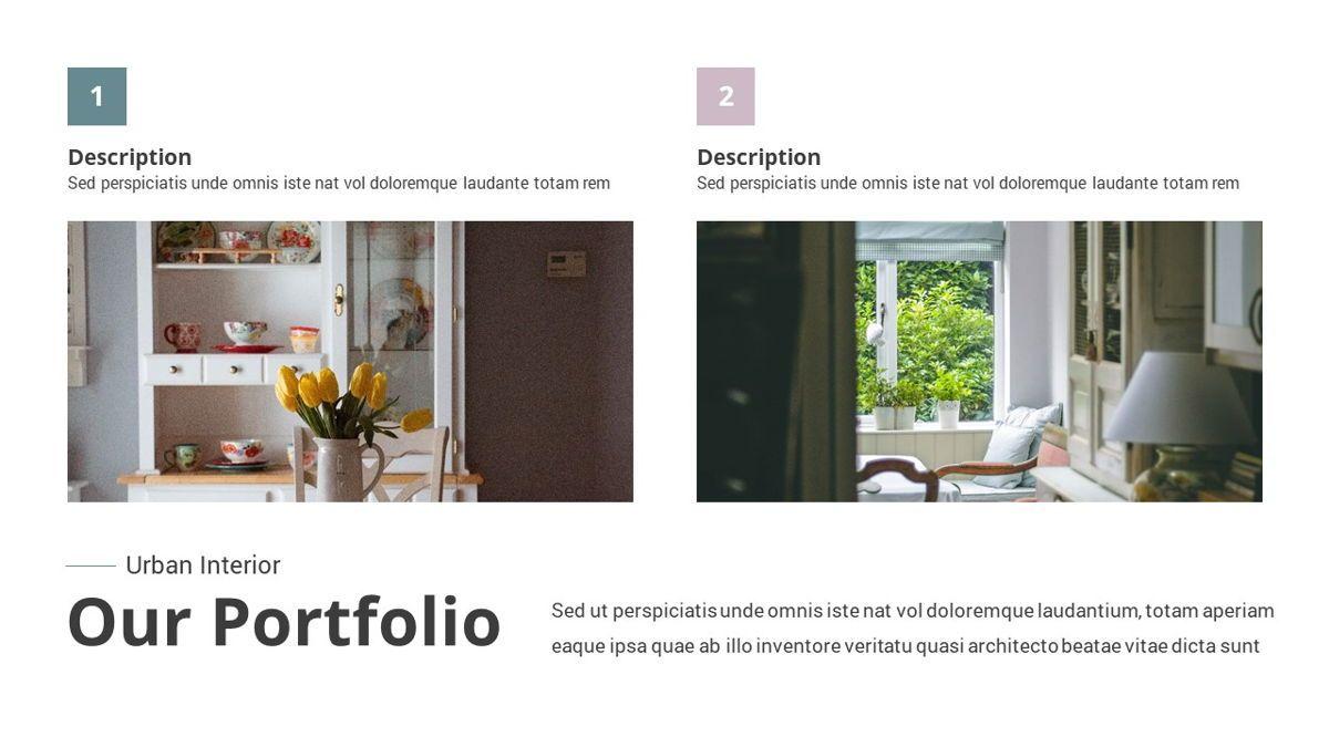 Urban - Interior Powerpoint Template, Slide 17, 06290, Business Models — PoweredTemplate.com
