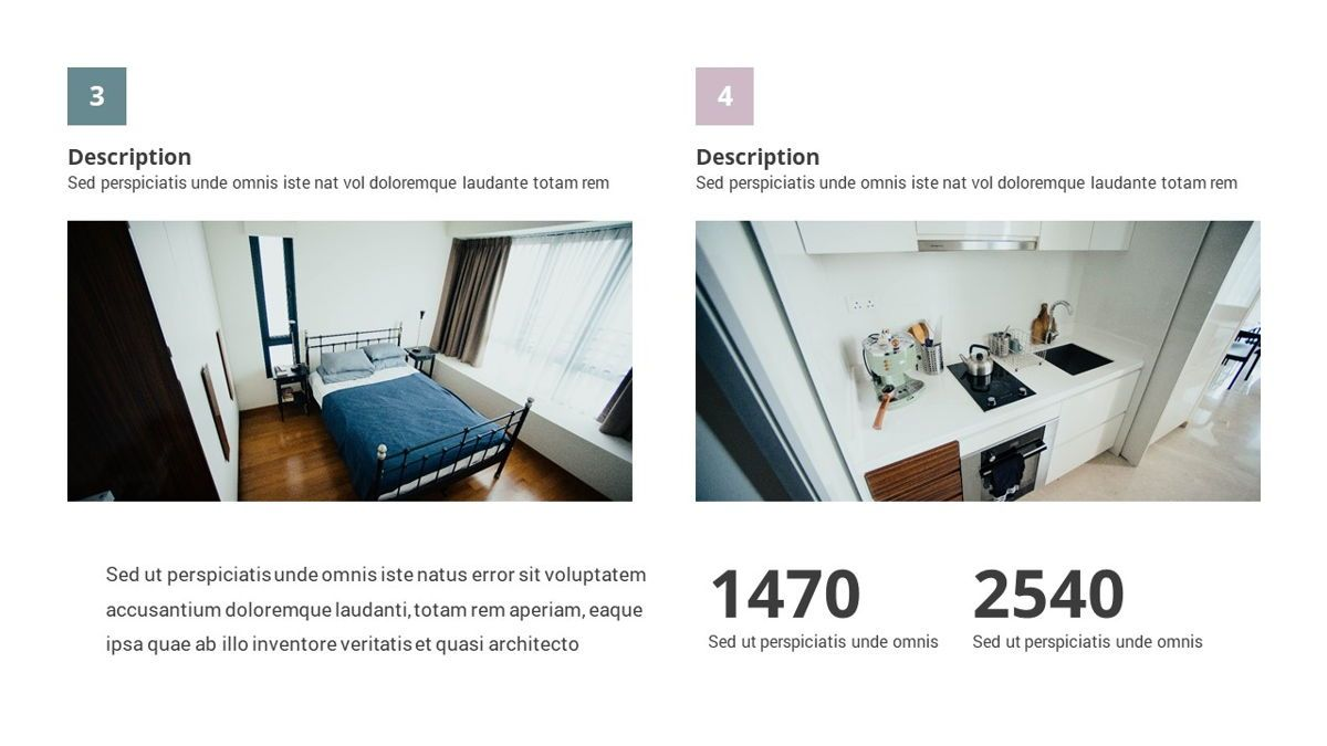 Urban - Interior Powerpoint Template, Slide 18, 06290, Business Models — PoweredTemplate.com