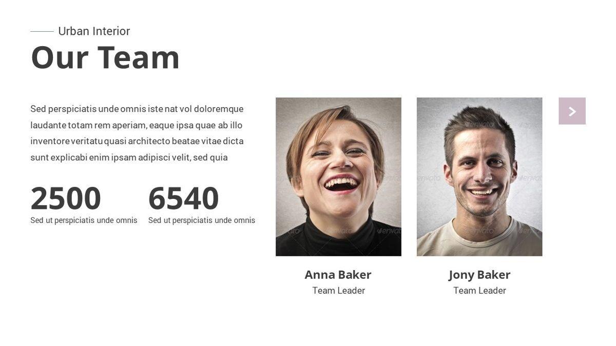 Urban - Interior Powerpoint Template, Slide 20, 06290, Business Models — PoweredTemplate.com