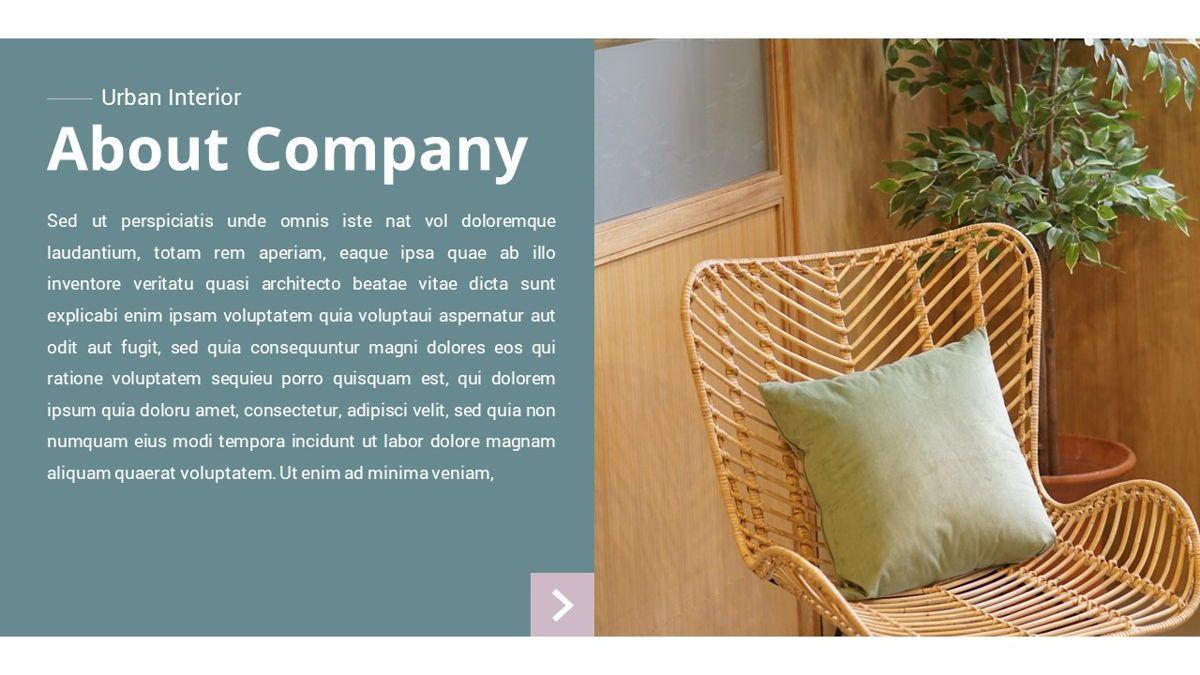 Urban - Interior Powerpoint Template, Slide 3, 06290, Business Models — PoweredTemplate.com