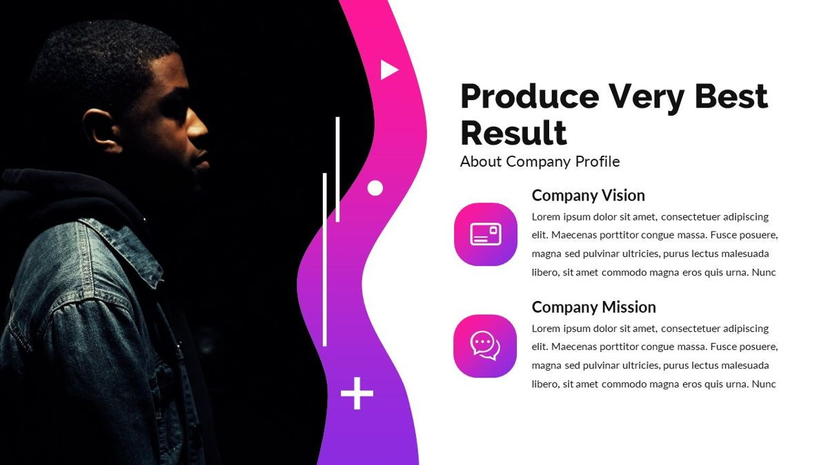 Gresdie - Gradient Abstract Powerpoint Template, Slide 10, 06293, Business Models — PoweredTemplate.com